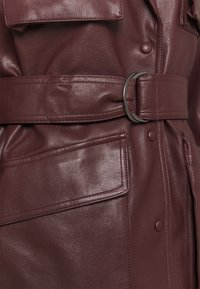 Twist & Tango - CECILIA JACKET - Faux leather jacket - reddish brown - 7