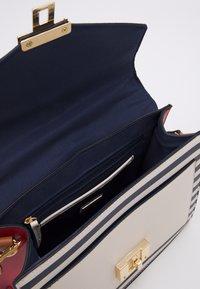 ALDO - GLENDAA - Handbag - nautical/gold-coloured - 2