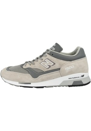 Trainers - grey-dark grey-white (m1500pgl)