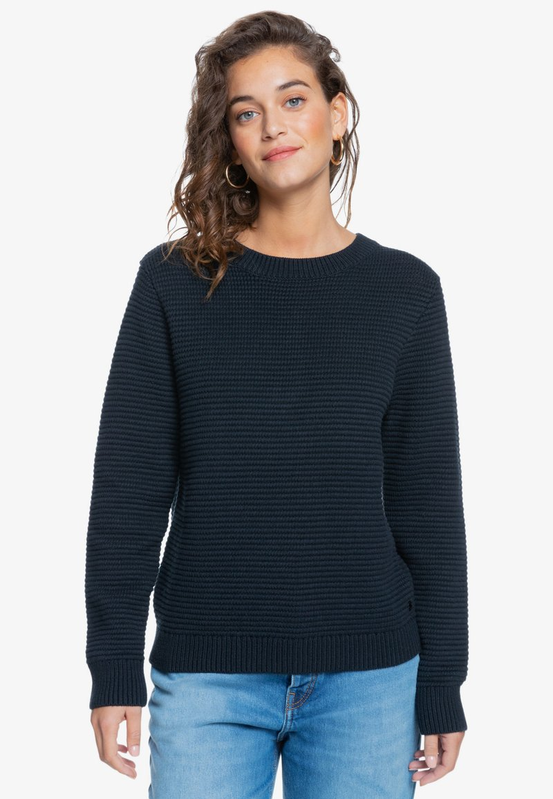 Roxy - SORRY ABOUT YOU  - Jumper - anthracite