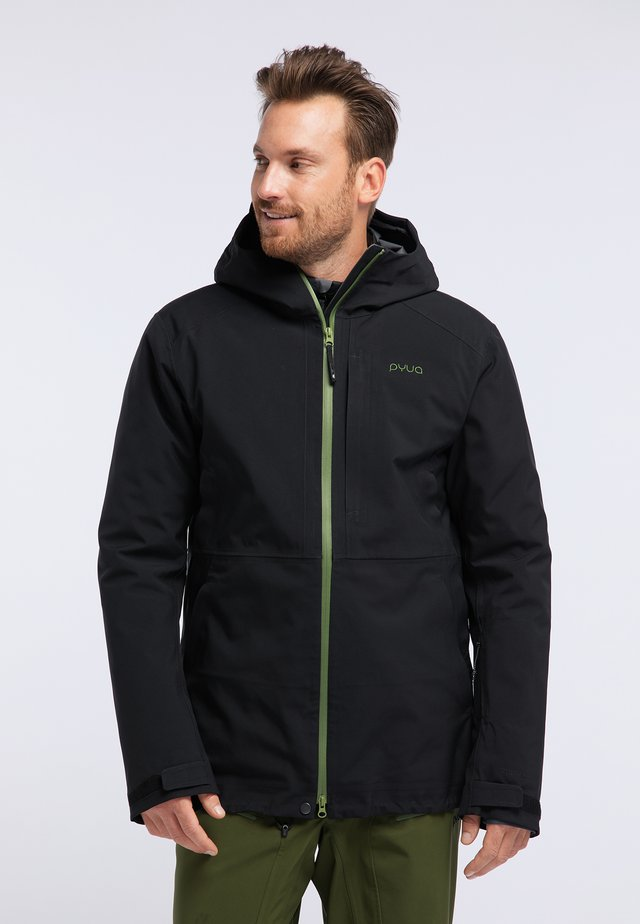 EXCITE - Snowboard jacket - black