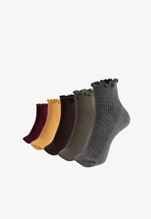 Chaussettes - multi-coloured