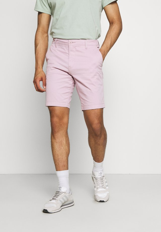 XX CHINO TAPER SHORT II - Shorts - keepsake lilac