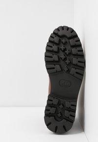 Grenson - NANETTE - Platform ankle boots - tan - 6