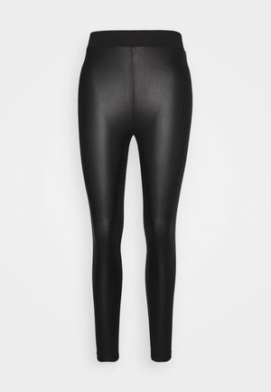 ONLCOCO MIX  - Leggingsit - black