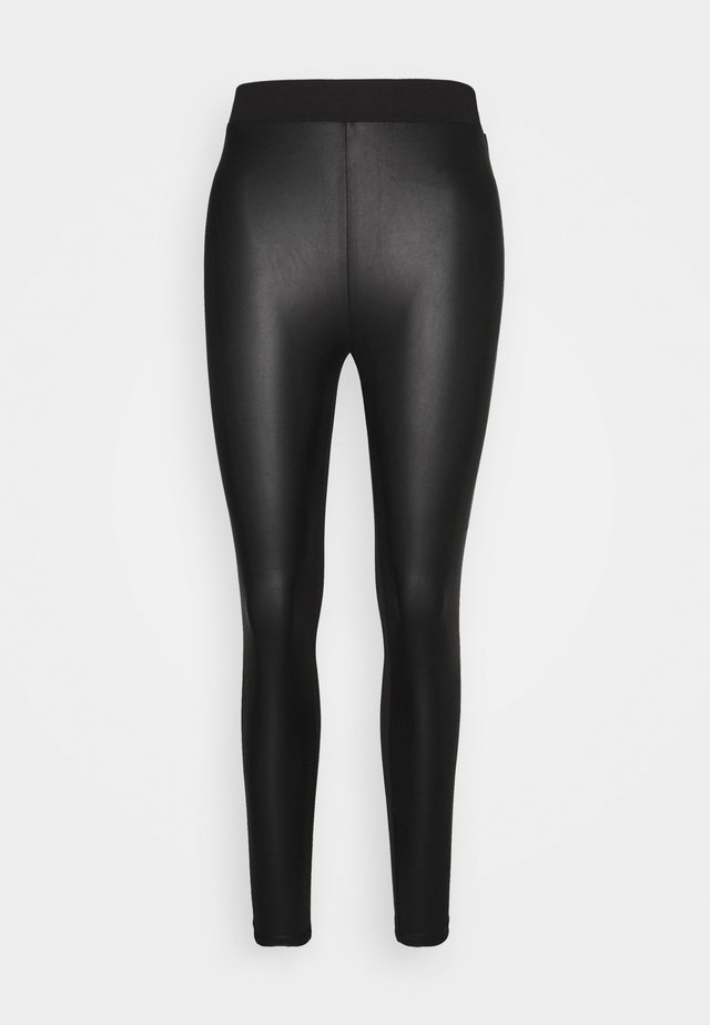 ONLCOCO MIX  - Leggings - Trousers - black