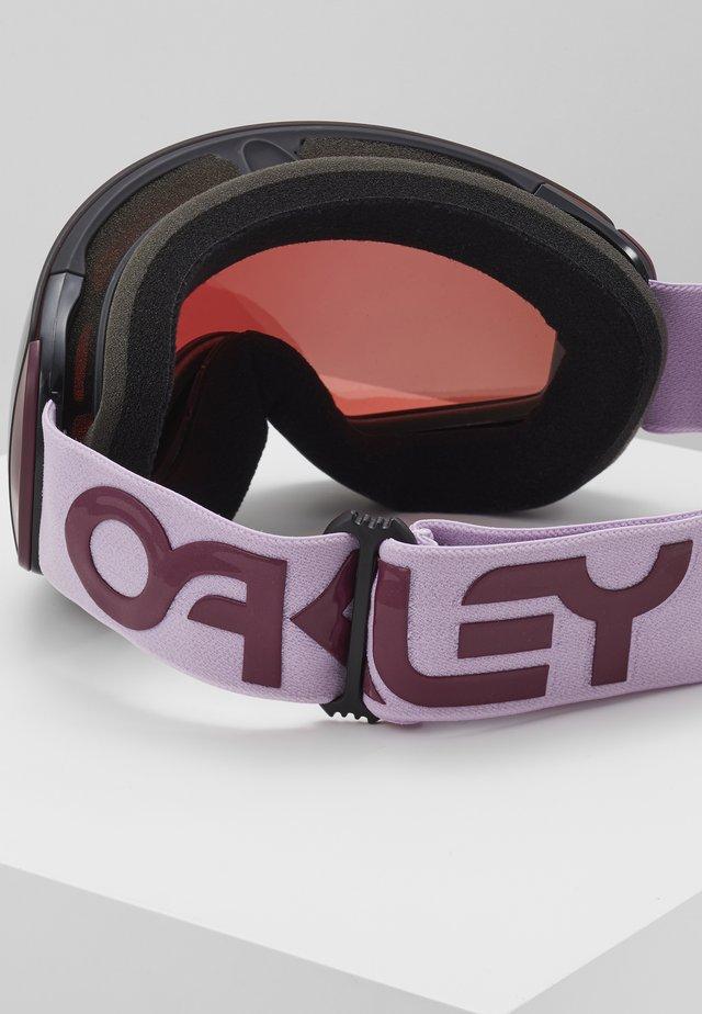 FLIGHT DECK XM - Occhiali da sci - purple/light pink