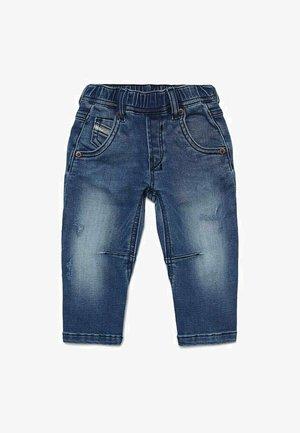 Slim fit jeans - blu