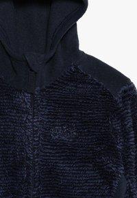 Jack Wolfskin - PINE CONE JACKET KIDS - Fleece jacket - night blue - 4