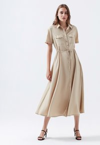 Mavi - Shirt dress - irish cream - 1
