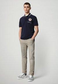 Napapijri - GANDY - Poloshirt - blu marine - 1