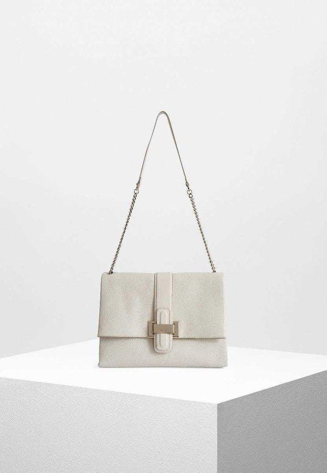MAYA - Across body bag - off white