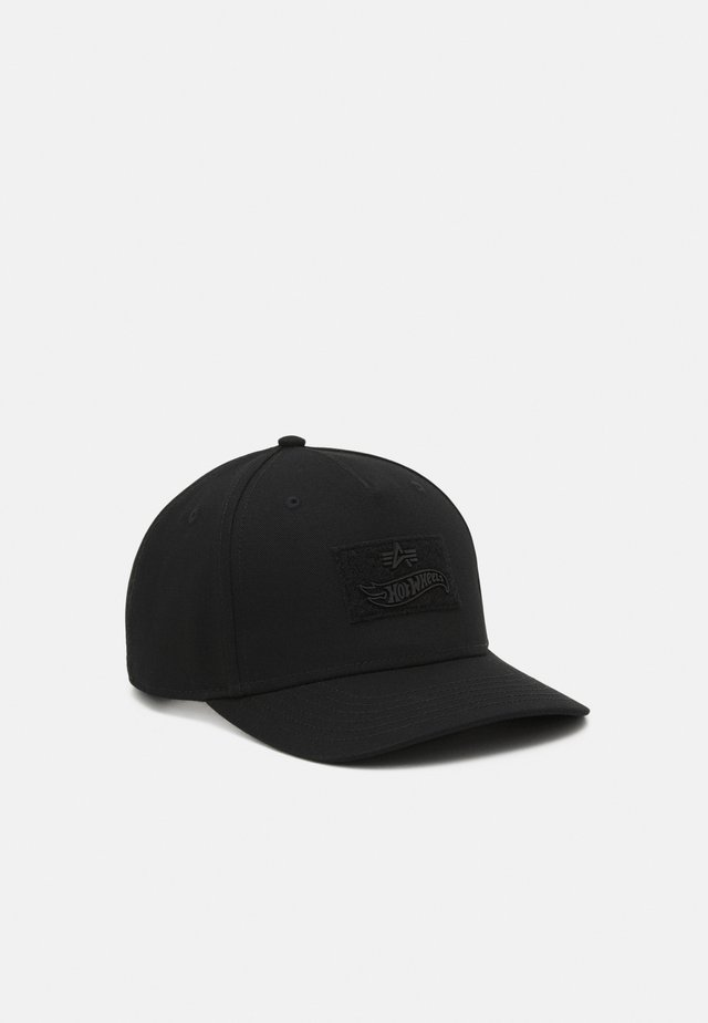 HOT WHEELS - Casquette - black