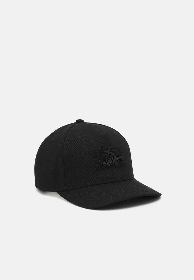 Alpha Industries - HOT WHEELS - Cap - black