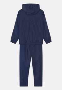 Nike Sportswear - TRACK SUIT SET UNISEX - Tepláková souprava - midnight navy/smoke grey - 1