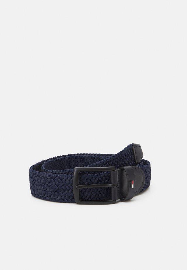 DENTON ELASTIC - Cintura - blue