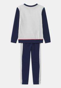 Nike Sportswear - COLOR BLOCK CREW SET - Tracksuit - blue void - 1
