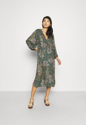 DRESS LEONORE  - Maxi dress - dusty green