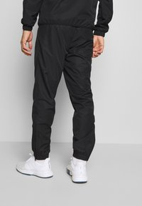 Lacoste Sport - TRACKSUIT HOODED - Tracksuit - black/white - 5