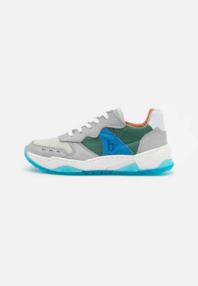 VILLADS - Sneakers laag - steel