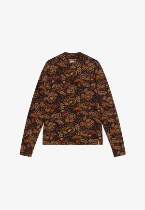LONG SLEEVE FLOWER - Langarmshirt - multi-coloured