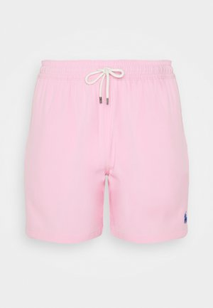 TRAVELER SWIM - Swimming shorts - carmel pink