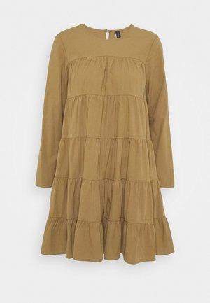 YASSHILO DRESS - Day dress - ermine
