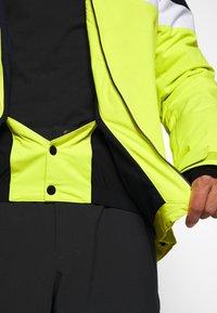 J.LINDEBERG - FRANKLIN  - Ski jacket - leaf yellow - 7