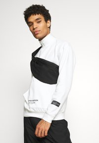 Sixth June - ESSENTIAL ZIP UP  - Long sleeved top - white - 3