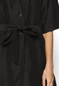 ARKET - Shirt dress - black - 5