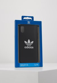adidas Originals - MOULDED CASE TREFOIL FOR IPHONE X/XS - Phone case - black/white - 5