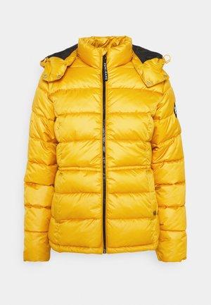 CAMILLE - Zimní bunda - golden ochre