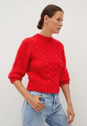DIAGO - Pullover - rot