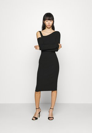 SAMMIE DRESS - Fodralklänning - black