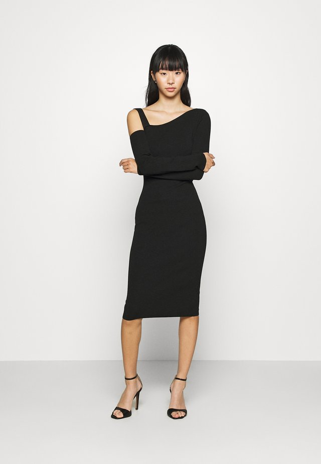SAMMIE DRESS - Shift dress - black