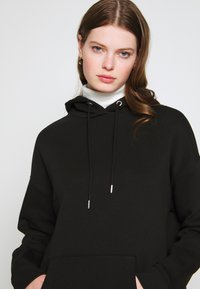 Nly by Nelly - OVERSIZED HOODIE - Sweat à capuche - black - 3