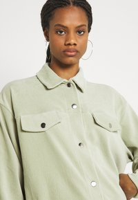 Nly by Nelly - OVERSIZED SHACKET - Blouse - pistachio - 3