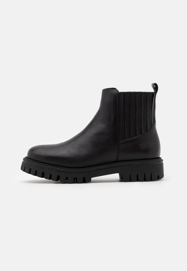 RAYANE - Bottines à plateau - black