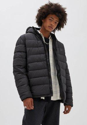 Zimní bunda - mottled black