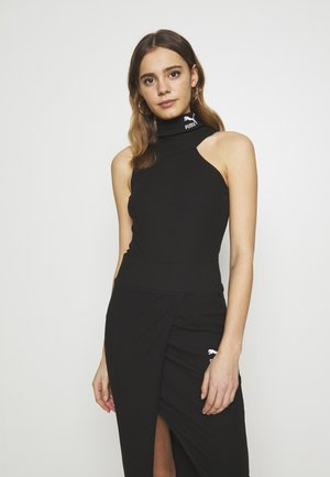 EMPOWER TURTLENECK BODYSUIT - Top - black