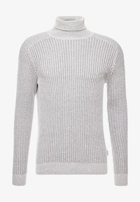 Pier One - Strickpullover - 111 - mottled light grey - 4