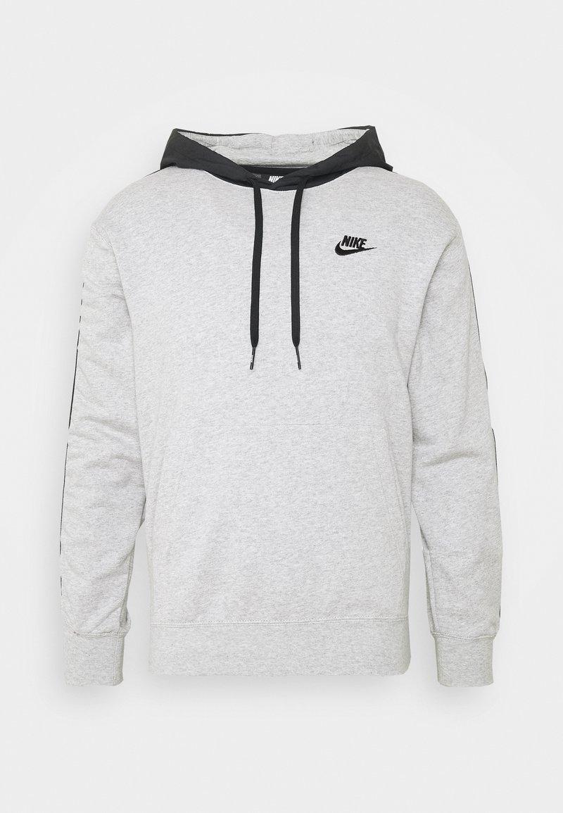 Nike Sportswear - Hoodie - grey heather/black
