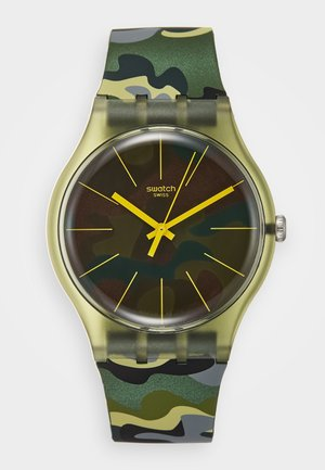 CAMOUCLOUDS - Montre - green