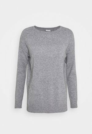 Trui - medium grey melange
