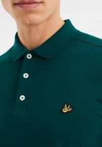WE Fashion - Poloshirt - dark green - 4
