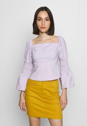 Camicetta - lilac