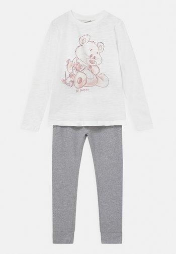 TOM JERRY - Pyjama set - white
