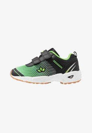 BARNEY V - Trainers - grün/schwarz