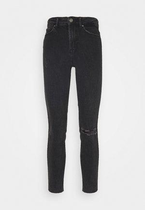 PCLILI  - Skinny džíny - black