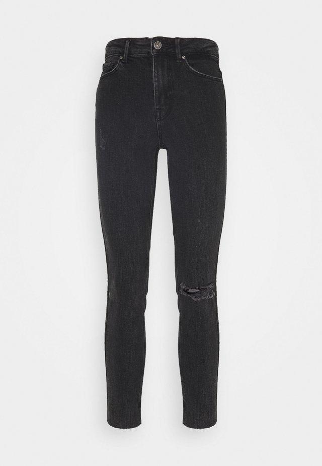 PCLILI  - Jeans Skinny Fit - black